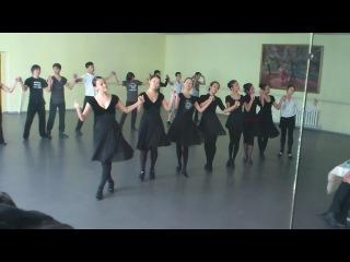 молдавский народный танец   постановщик: Есенбаева Айганым