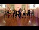 G.S.D. team Jennifer Lopez feat. Pitbull – On The Floor. choreographer Popovich Victoria