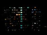 Полночь в Бауманке во время сессии