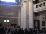 концерт органной музыки в римско-католическом соборе. Спб.
