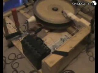 Вечные двигатели давно изобретены, но запрещены (рабочие образцы)