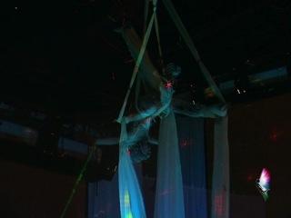Magic Flight: воздущная гимнастика соло
