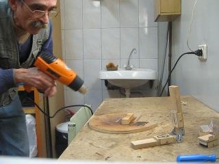 Изготовление лопаток для воблеров. II
