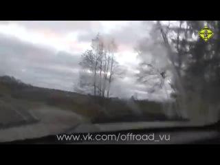 Das Rennen auf das Überleben 'das Wilde Wildschwein' 4x4 der Oktober - Гонка 'Дикий кабан' 2013