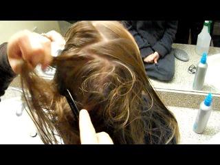 Зигзаг (детская прическа), pricheski-video.com