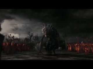 Победа над злом (Кадры с фильма «Алиса в стране чудес»)
