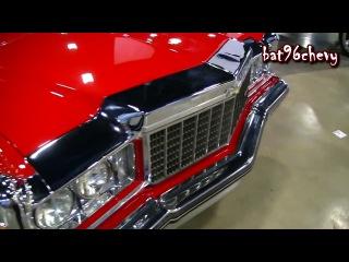 1974 Chevy Caprice Donk Vert