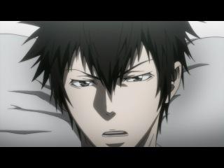 Психопаспорт / Psycho-pass [Inspector_Gadjet & Shina] 13 серия