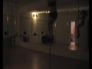 Только отлучилась...и всё, девчонки в отрыв)))) репетиция НГ 2014г. Урок-обучение.