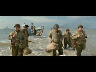 Охотники за сокровищами / The Monuments Men, 2014 (Трейлер дублированный)