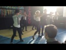 Банда гангстеров,первый танец