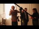 Фотосьемки для ТВ и афиши, в ролях - Микола Вересень (Backstage)