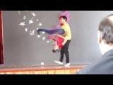 Концерт 8марта.Школа 159. Кукольный рок-н-ролл (продолжение танца видео №2)