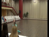 13.04.13 Звезды цирка - 2013, Свистова Юлия - каучук