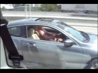 Порноприкол: Как правильно ездить на машине)