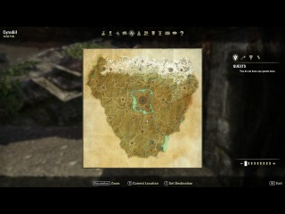 TES: Online (beta) Map