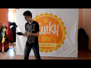 YOMOYO Spring Yo Yo Contest - Трошин Костя - 5 место