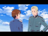 ONA: Хеталия и страны Оси / Hetalia Axis Powers (1 сезон) - серия 38 _ [Persona99]