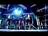 Nicole Scherzinger - Boomerang (live) - Let's Dance For Comic Relief HD