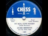 Jackie Brenston in my real gone rocket 88 Chess 1951