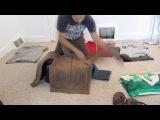 Как правильно складывать вещи