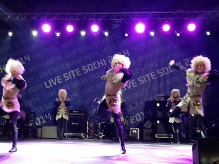 Государственный академический заслуженный ансамбль танца Дагестана