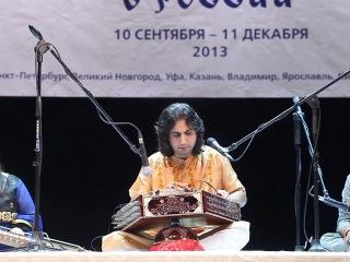 Abhay Rustum Sopori во Владимире 2013.01.02 отрывок 01
