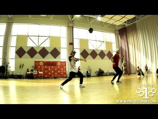 Amanda grind @ project818 moscow —project818 russian dance championship workshops —can't you see