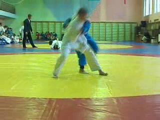 Отбор на Спартакиаду 2009, Схватка N2