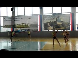 1 место, группа: Смирнова, Лебедева,Жукова,Осипова,Николаева
