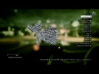 Прохождение игры GTA 5 - Часть #2 [Ночные гонки] Геймплей GTA 5 видео