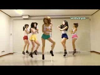 PSY_-_GANGNAM_STYLE_Waveya_Korean_dance_