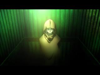 Граница пустоты: Сад грешников / Gekijouban Kara no Kyoukai MOVIE 1 [MVO] [SHIZA.TV] [2007]