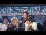 121229 Precious SHINee moments @ SBS Gayo Daejun