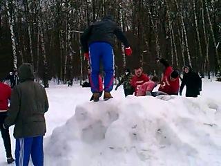 Просмотр TBF (кб) vs Шутники (кз) 13х13 10 мин. победа КБ