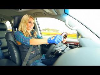 Тест драйв Lexus LX 570 (Лексус ЛХ 570)