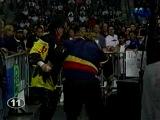WCW NITRO 16.08.1999 - Титаны Рестлинга на канале ТНТ / Николай Фоменко