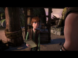 Драконы: Всадники Олуха / Dragons: Riders of Berk (1 сезон, 2 серия, 720p)