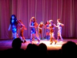 Ева танец Мадагаскар Кукольный театр