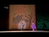 Alice's Adventures in Wonderland. Ballet .  The Royal Ballet, Covent Garden, London. (2011). Part 1.