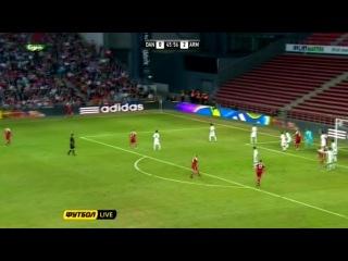 Дания - Армения обзор матча (FOOTBALLand.Net)