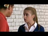 Лиза и Макс в спортзале