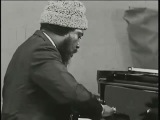 Thelonious Monk Quartet Performing Blue Monk in Norway, 1966