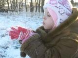 Проказы матушки Зимы!Зимние забавы!