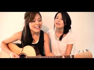 Опа Гангам стайл. девушки так красиво поют