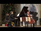 Альфред Шнитке - Соната Для Виолончели И Фортепиано № 1, Борис Андрианов (виолончель), Андрей Гугнин (фортепиано)