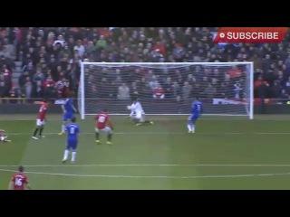«Манчестер Юнайтед» — «Челси». Голы. Все забитые мячи и наиболее острые моменты противостояния между «Манчестер Юнайтед» и «Челс