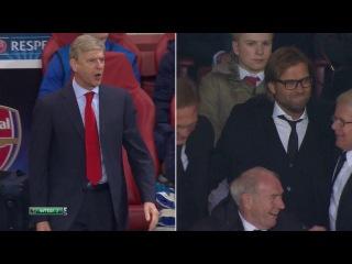 Лига Чемпионов 2013-14 / Группа F / 3-й тур / Арсенал (Англия) - Боруссия Д (Германия) / 1 тайм [720p HD]