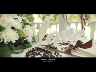 Дима и Ира, свадебный клип, видеосъёмка Харьков, Киев, видеооператор свадьба