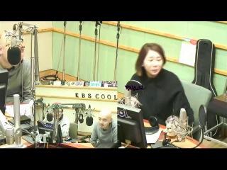 "140227 rapper jea @ kbs 2fm ""jo jung chi&harim's two o'clock"" [cut]"